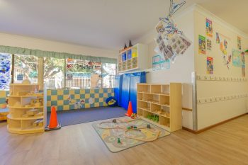 Kindy Room Indoor Environment