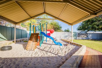 Kindy Room Outdoor Environment