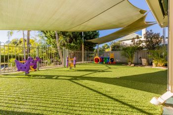 Nursery Outdoor Environment