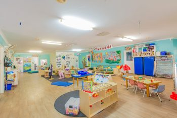 Toddler Room Indoor Environment