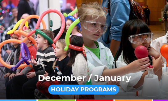 December/ January Holiday Programs