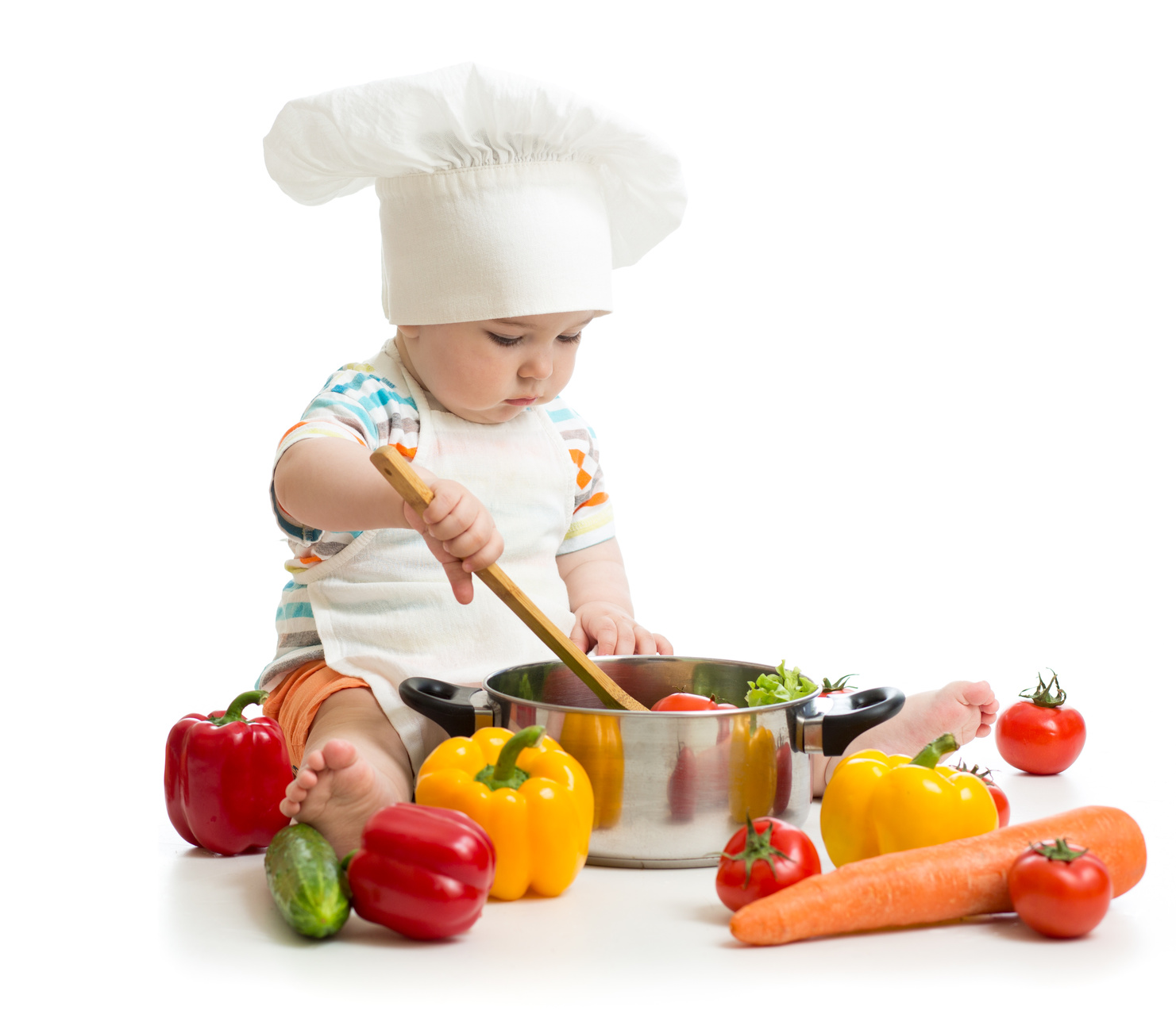 How Nutrition Impacts Early Childhood Development