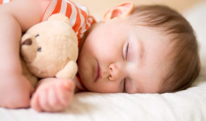 5 Healthy Habits to Help Your Toddler Sleep Better