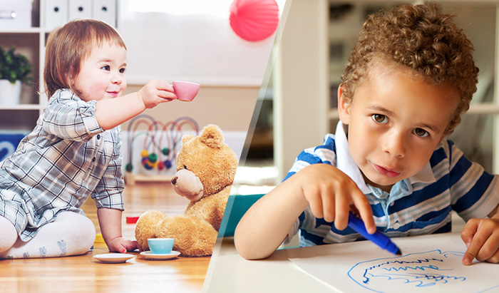 Stay at Home or Child Care Centre - What's Best for the Little Ones?