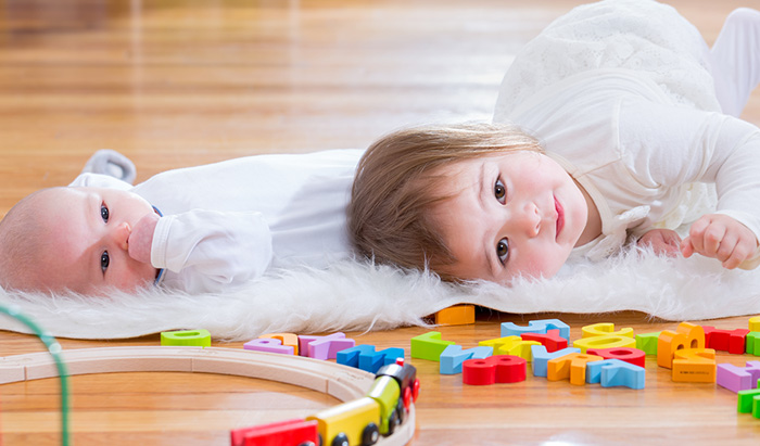 5 Major Ways Babies Change When They Become Toddlers