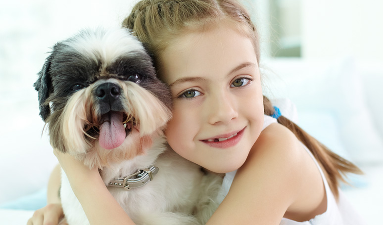 How to Keep Children Healthy Around Animals
