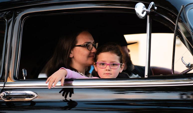 Accidentally Leaving Children in Cars