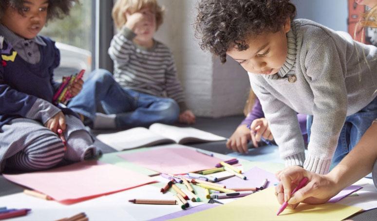 Develop Whole Pre-Schoolers